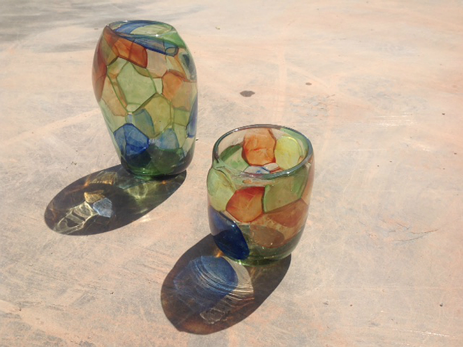 rombachs glass team building events